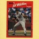 1990 Donruss Baseball #205 Ed Whitson - San Diego Padres