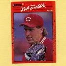 1990 Donruss Baseball #189 Rob Dibble - Cincinnati Reds