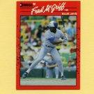 1990 Donruss Baseball #188 Fred McGriff - Toronto Blue Jays