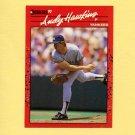 1990 Donruss Baseball #159 Andy Hawkins - New York Yankees