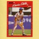 1990 Donruss Baseball #152 Kevin Elster - New York Mets