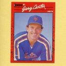 1990 Donruss Baseball #147 Gary Carter - New York Mets