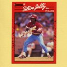 1990 Donruss Baseball #133 Steve Jeltz - Philadelphia Phillies