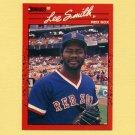 1990 Donruss Baseball #110 Lee Smith - Boston Red Sox