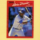 1990 Donruss Baseball #109 Alvin Davis - Seattle Mariners