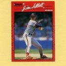 1990 Donruss Baseball #108 Jim Abbott - California Angels