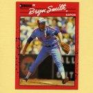 1990 Donruss Baseball #106 Bryn Smith - Montreal Expos