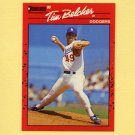 1990 Donruss Baseball #079 Tim Belcher - Los Angeles Dodgers