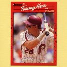 1990 Donruss Baseball #075 Tommy Herr - Philadelphia Phillies