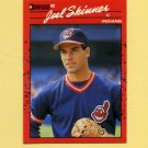 1990 Donruss Baseball #073 Joel Skinner - Cleveland Indians