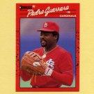 1990 Donruss Baseball #063 Pedro Guerrero - St. Louis Cardinals