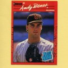 1990 Donruss Baseball #041 Andy Benes - San Diego Padres
