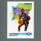 1991-92 SkyBox Basketball #319 Lionel Simmons ART - Sacramento Kings