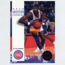 1993-94 SkyBox Premium Basketball #219 Greg Anderson - Detroit Pistons
