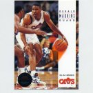 1993-94 SkyBox Premium Basketball #211 Gerald Madkins RC - Cleveland Cavaliers