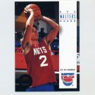 1993-94 SkyBox Premium Basketball #187 Rex Walters RC - New Jersey Nets