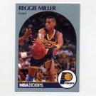 1990-91 Hoops Basketball #135 Reggie Miller - Indiana Pacers