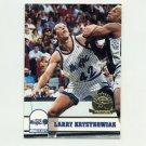 1993-94 Hoops Basketball Fifth Anniversary Gold #382 Larry Krystkowiak - Orlando Magic