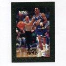1994-95 Hoops Basketball #446 Spud Webb GM - Sacramento Kings
