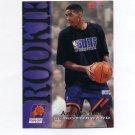 1994-95 Hoops Basketball #362 Antonio Lang RC - Phoenix Suns