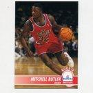 1994-95 Hoops Basketball #217 Mitchell Butler - Washington Bullets