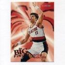 1996-97 Hoops Basketball #185 Arvydas Sabonis BF - Portland Trail Blazers