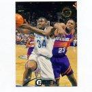 1994-95 Stadium Club Basketball #056 Isaiah Rider - Minnesota Timberwolves