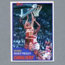 1981-82 Topps Basketball #MW75 Roger Phegley - Cleveland Cavaliers