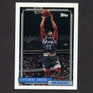 1992-93 Topps Basketball #299 Litterial Green RC - Orlando Magic