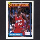 1992-93 Topps Basketball #216 Gary Grant 20A - Los Angeles Clippers