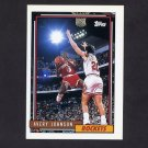1992-93 Topps Basketball #133 Avery Johnson - Houston Rockets