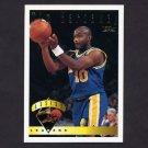 1995-96 Topps Basketball #018 Tim Hardaway LL - Golden State Warriors