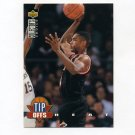 1994-95 Collector's Choice Basketball #179 Steve Smith TO - Miami Heat