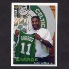 1995-96 Collector's Choice Basketball #289 Dana Barros - Boston Celtics