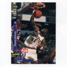 1995-96 Collector's Choice Basketball #172 Dikembe Mutombo FF - Denver Nuggets
