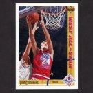 1991-92 Upper Deck Basketball #056 Tom Chambers AS - Phoenix Suns