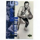 1994-95 Upper Deck Basketball #356 Bill Bradley TN - New York Knicks