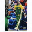 1994-95 Upper Deck Basketball #298 Dontonio Wingfield RC - Seattle Supersonics