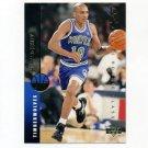 1994-95 Upper Deck Basketball #223 Howard Eisley RC - Minnesota Timberwolves