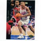 1994-95 Upper Deck Basketball #062 Dana Barros - Philadelphia 76ers