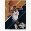 1993-94 Upper Deck Basketball #494 Terry Dehere TP - Los Angeles Clippers