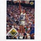 1993-94 Upper Deck Basketball #445 John Stockton BT - Utah Jazz