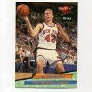 1992-93 Ultra Basketball #318 Eric Anderson RC - New York Knicks