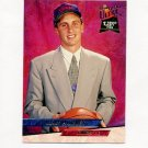 1993-94 Ultra Basketball #161 Bobby Hurley RC - Sacramento Kings