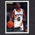 1994-95 Fleer Basketball #367 Avery Johnson - San Antonio Spurs
