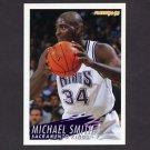 1994-95 Fleer Basketball #364 Michael Smith RC - Sacramento Kings