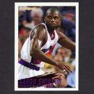 1994-95 Fleer Basketball #354 Aaron Swinson RC - Phoenix Suns