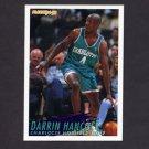 1994-95 Fleer Basketball #255 Darrin Hancock RC - Charlotte Hornets