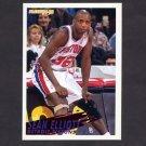 1994-95 Fleer Basketball #066 Sean Elliott - Detroit Pistons