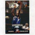 1997 Score Board Rookies Basketball #013 Jason Lawson - Villanova University / Denver Nuggets